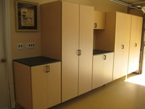 Garage Cabinet Dallas 1, Garage Cabinets Dallas 2 ...