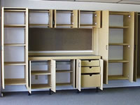 Garage cabinets austin tx garage cabinets for Garage door services schertz tx