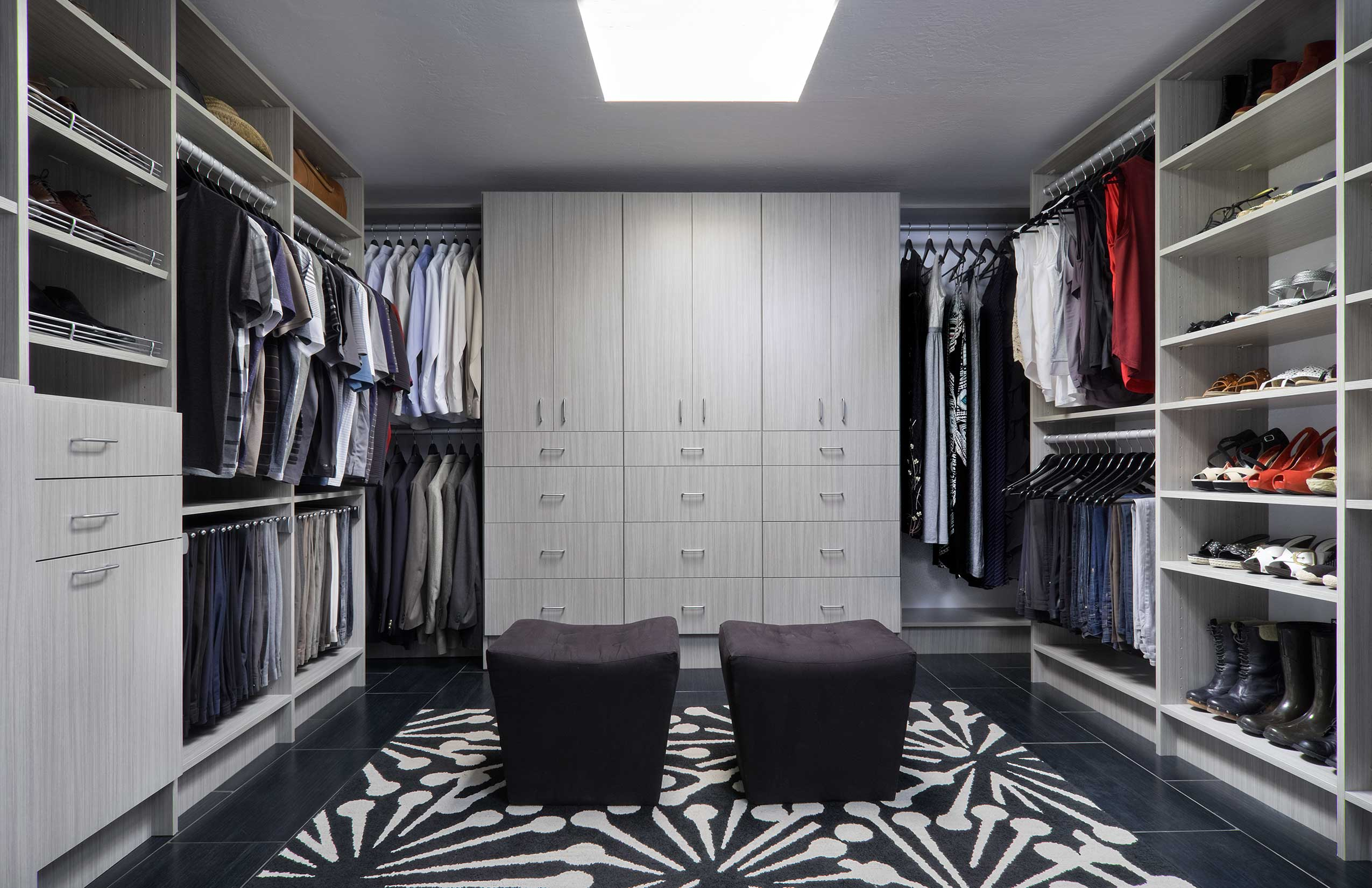 Our Closet Systems Come From Organizeru0027s Direct, The Newest Company Founded  By Neil Balter, The Original Founder Of California Closets.