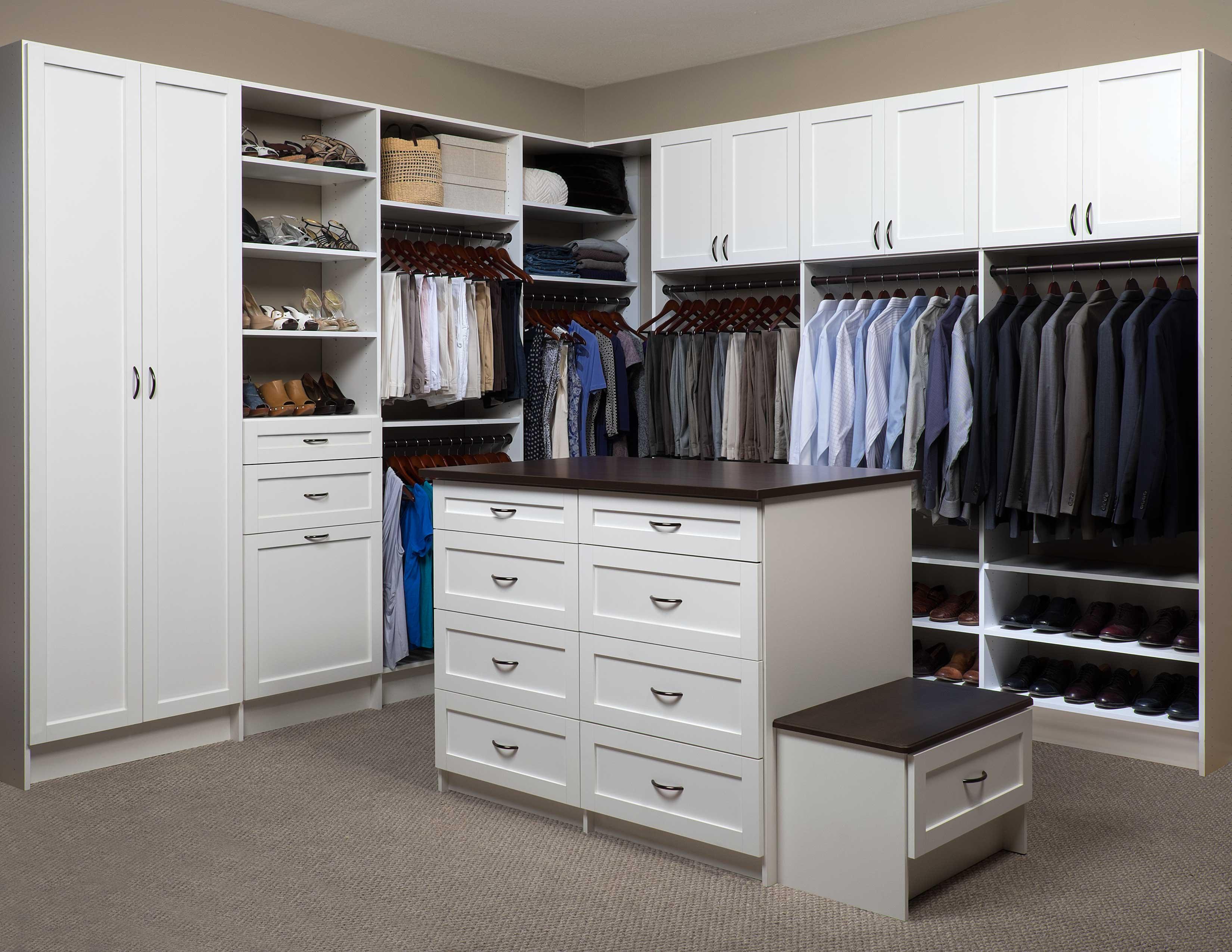 in garage island cabinets austin floors white closet sale custom epoxy closets storage for coco